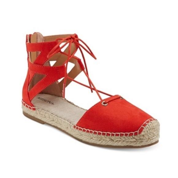 Merona Shoes | Espadrille Flats Size 75
